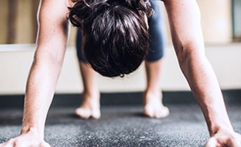 Corepower Yoga at Ink Block