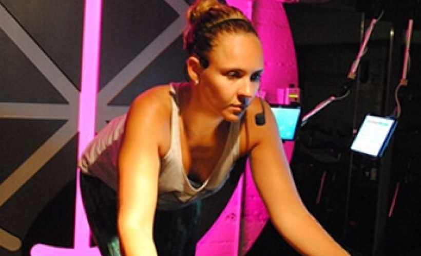 Turnstyle Cycle & Bootcamp at Ink Block